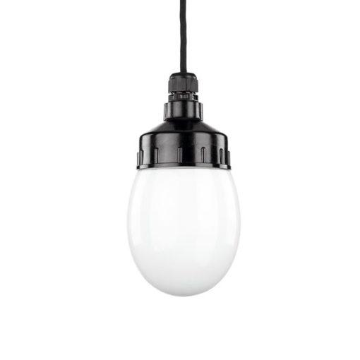 hanglamp opaalglas