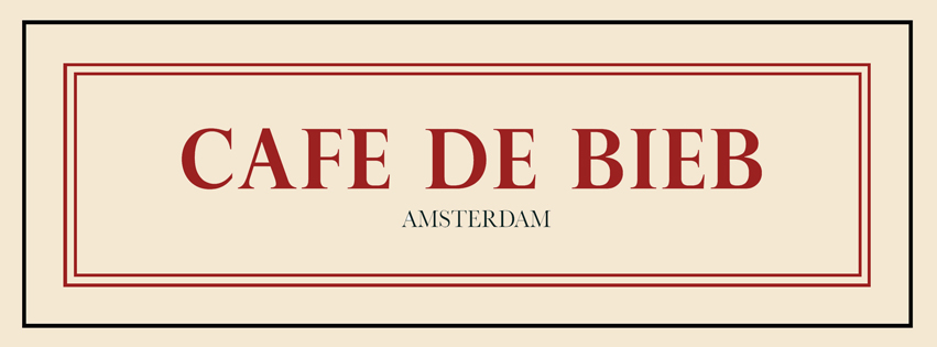 Cafe de BIEB Amsterdam