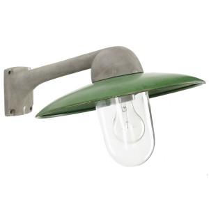 1196GD Fabrique aluminium - groen KS buitenverlichting