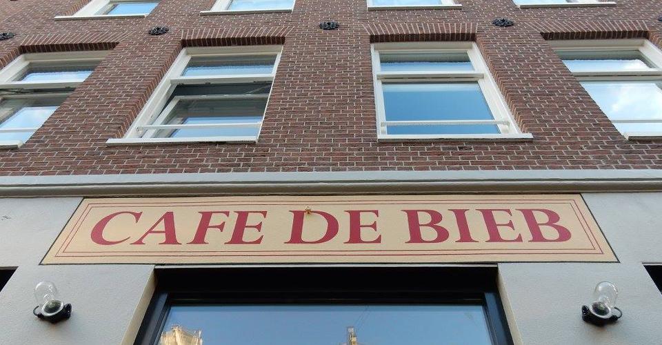 Café de Bieb Amsterdam