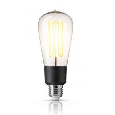 Caret Squirrel Cage E27 Lamp