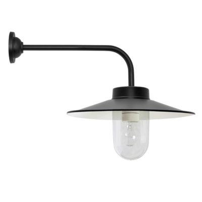 Stallamp zwart