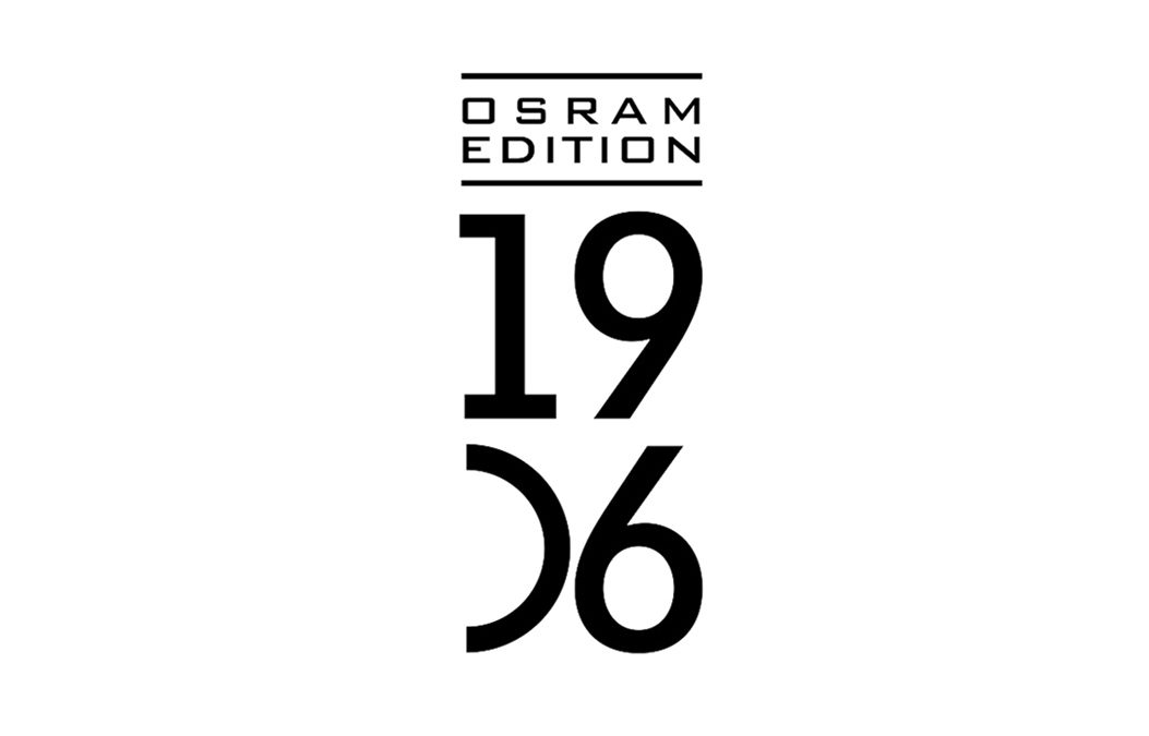 Osram Vintage 1906 Edison LED lampen