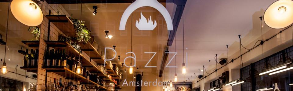 Levering schakelmateriaal Pazzi Amsterdam