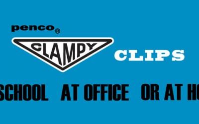 Penco Clampy clips