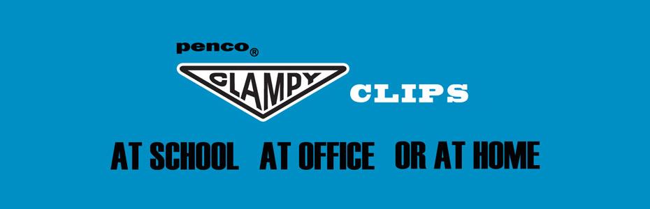 Penco Clampy clips