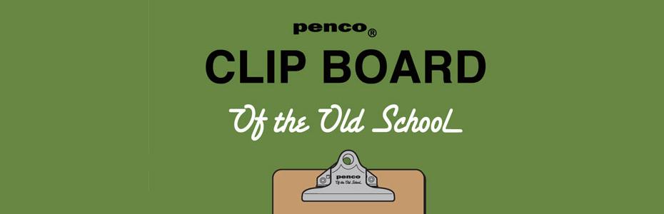 Old school Penco klembord