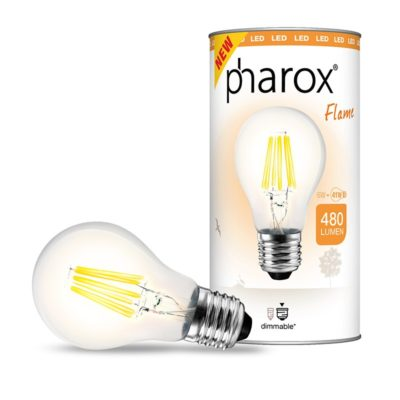 Pharox LED filament lamp