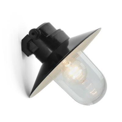 Stallamp-schotel