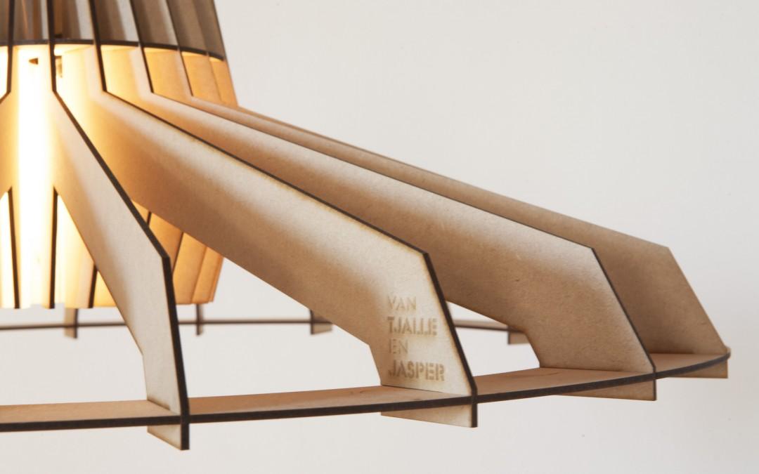 Nieuwe hanglampen van Van Tjalle en Jasper