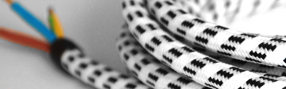 Nieuw: Textielsnoer